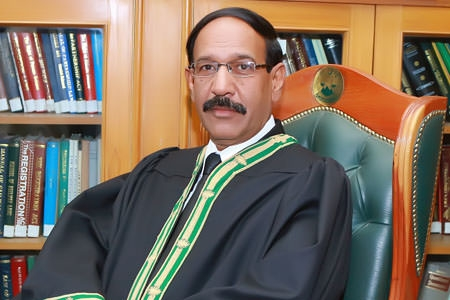 Justice Syed Anwar Aftab