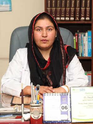 ڈاکٹر ارم جاوید اقبال