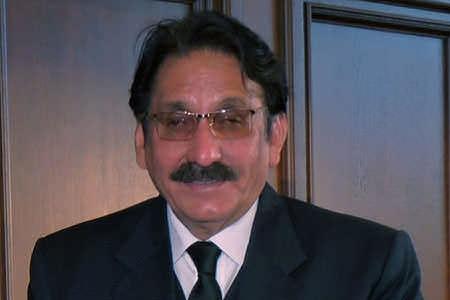 Justice Iftikhar Muhammad Chaudhry