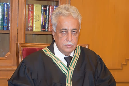 Justice Abdul Hameed Baloch