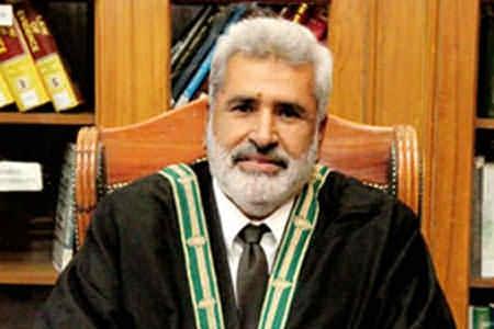 Justice Abdul Qadir Mengal