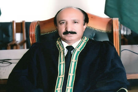 Justice Abdullah Baloch