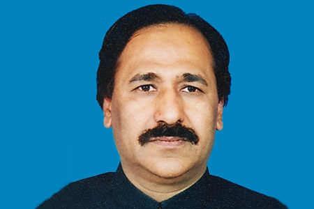 Justice Ahmed Khan Lashari