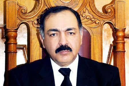 Justice Amanullah Khan