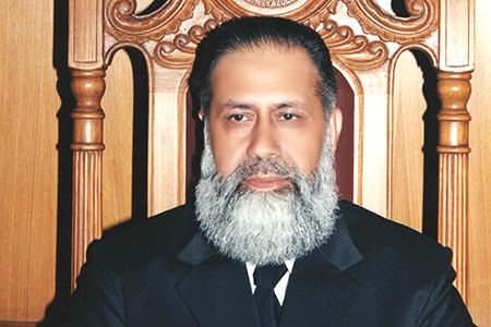 Justice Fazal-ur-Rahman