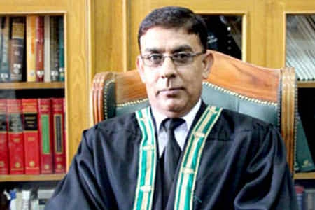 Justice Muhammad Ejaz Swati