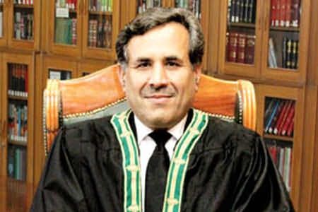 Justice Muhammad Hashim Khan Kakar