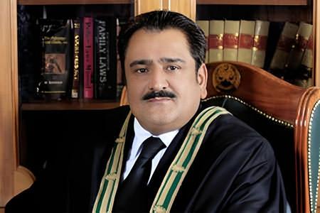 Justice Muhammad Kamran Khan Mulakhail