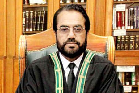 Justice Muhammad Noor Meskanzai