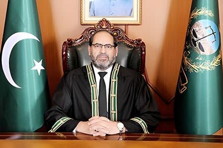 Justice Naeem Akhtar Afghan