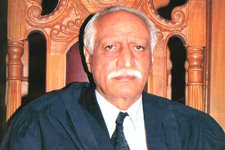 Justice Raja Fayyaz Ahmed