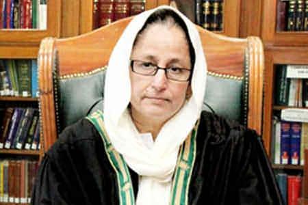 Justice Syeda Tahira Safdar